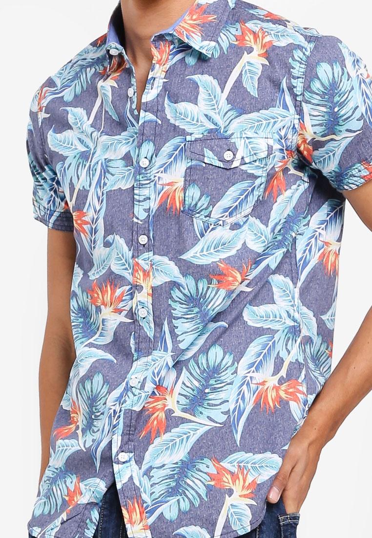 Vintage 72D Indigo 72D Shirt OVS OVS Vintage Shirt RZqxvypg