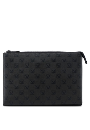 Playboy black Playboy Clutch Bag 4C92BAC065278DGS_1