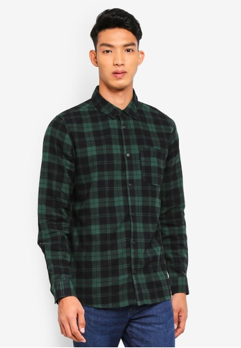 Cotton On 多色 Rugged Long Sleeve Shirt 4CD76AAD654F0FGS_1