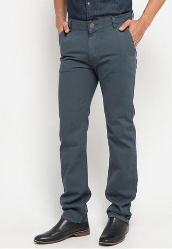 Jimmy Martin navy Chino Pants Navy 31C78AA0B84090GS_1
