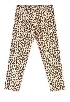 Leopards Skin Leggings
