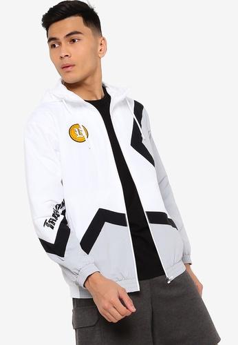 361° white Cross Training Jacket AE03BAA1228CE2GS_1