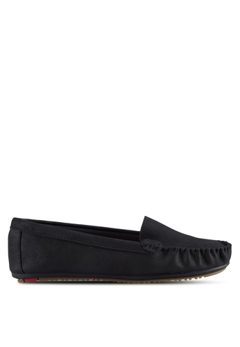 Noveni black Casual Loafers NO978SH72VTRMY_1