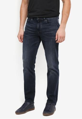 Calvin Klein 海軍藍色 Body 2 Oslo Jeans - Calvin Klein Jeans E8536AA28CEF79GS_1