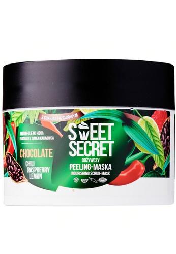 Sweet Secret Sweet secret Chocolate Chili Raspberry Lemon Nourishing Scrub-Mask 2EE59BE9C9584FGS_1