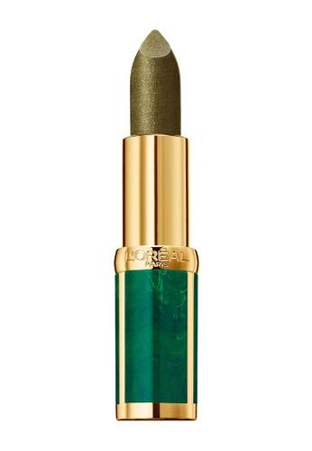 L'Oréal Paris L'Oreal Paris Color Riche Lipstick Balmain Limited Edition - Balmain Instinct BA837BE0SPVJMY_1