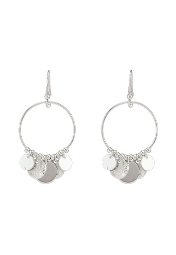 ONLY silver Grace Earrings 3B2EAACAAE3325GS_1
