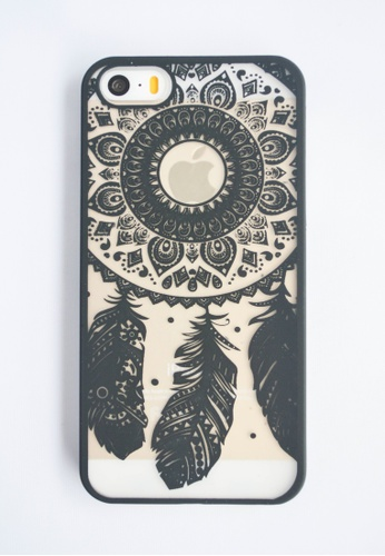 Fancy Cellphone Cases multi Dream Catcher 2 Case for iPhone 5/5s FA644AC00CXBPH_1