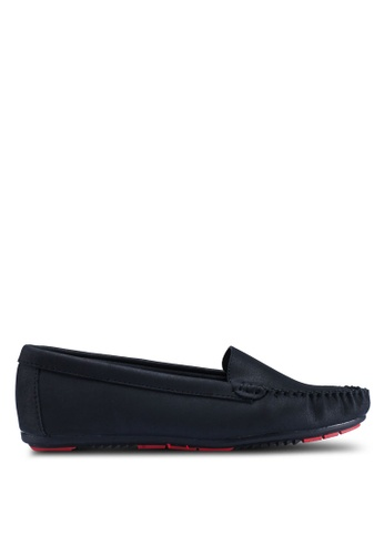 4779a035379 Noveni black Noveni Loafers