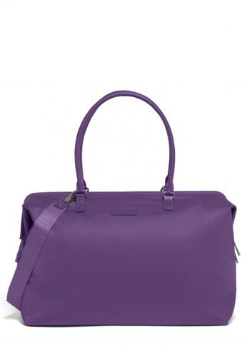 Lipault purple Lipault Lady Plume Weekend Bag M FL 2.0 AE7A3ACECF944EGS_1