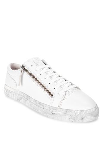 Jim Rickey white Zed Sneakers 083E8SH1D3AE4EGS_1