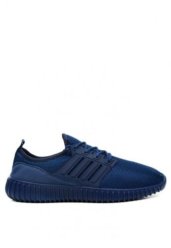New York Sneakers navy Kurt Men's Rubber Shoes A6D95SHF233FA1GS_1