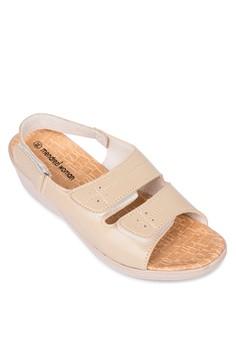 Viola Wedge Sandals