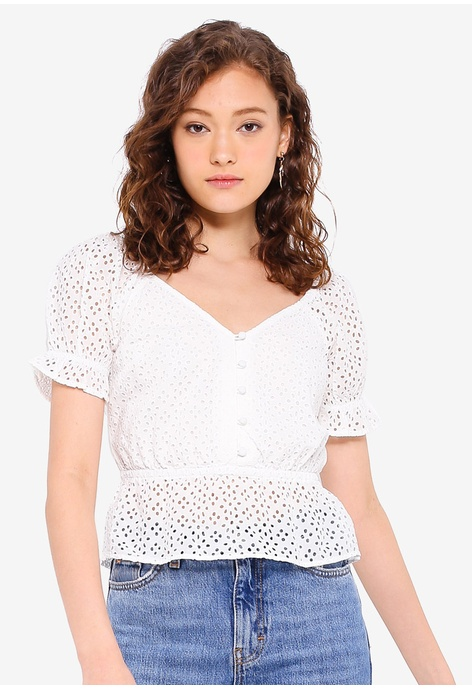 524ed7008f4 Buy Miss Selfridge Tops For Women Online on ZALORA Singapore