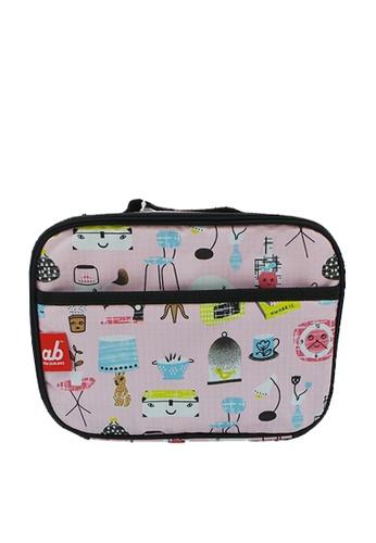 Akarana Baby pink Akarana Baby Lunch Bag (Household Elements) 4445DKC040EB63GS_1