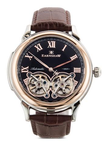 Observatory 羅馬數字鏤空手錶, 錶類,esprit part time 飾品配件
