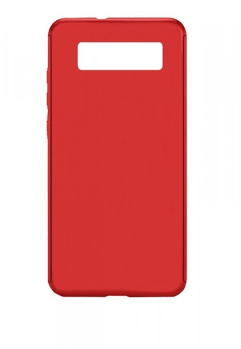 MobileHub red Samsung S10 360 Degree Full Body Armor Case 826CFACB828B02GS_1