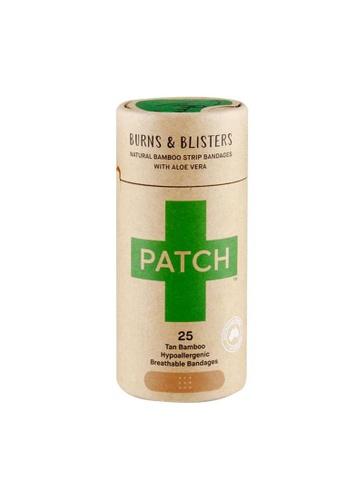 Holland & Barrett Patch Aloe Vera Bamboo Plasters (25 pack) B4347ESF08DC14GS_1