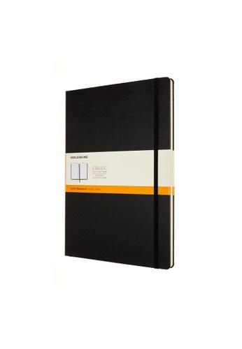 Moleskine black Classic Notebooks Ruled Hard Black A4 C5E43HL86191EEGS_1