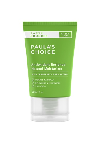 Paula's Choice green Earth Sourced Antioxidant-Enriched Natural Moisturizer 1BECABE9A8B204GS_1