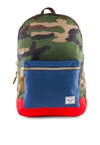 Herschel multi Settlement Backpack HE305AC90YEZSG_1