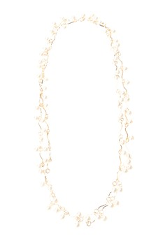 Neri Pearl Long Necklace
