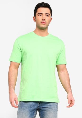 Factorie 綠色 經典T恤 2ED1CAAAA16838GS_1