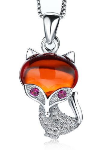LYCKA silver LPP88154 S925 Silver Necklace A1673AC27F1468GS_1