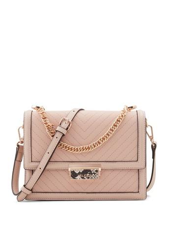ALDO pink Laisby Shoulder Bag 167EDAC90E50C6GS_1