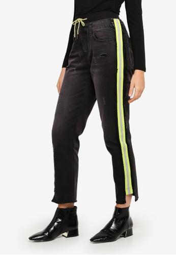 Desigual black Denim Clemente Jeans 5C9D9AA3132D59GS_1