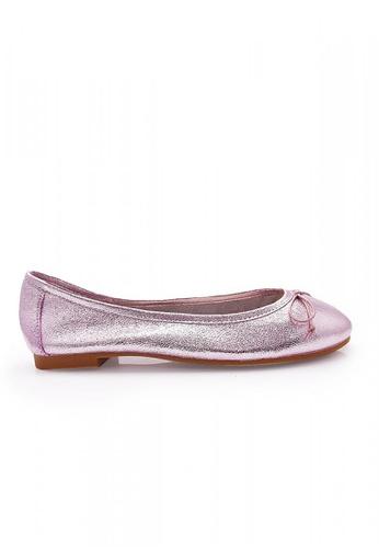 Elisa Litz pink Neu-Bethnal Flats (Pink) EL365SH58ZFXSG_1