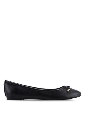 ALDO 黑色 Unelamma 平底鞋 B707FSH82AE04DGS_1