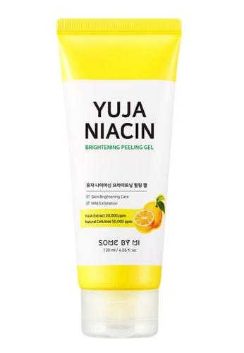 SOMEBYMI Somebymi Yuja Niacin 30 Days Brightening Peeling Gel 120ml E3D51BE4395115GS_1