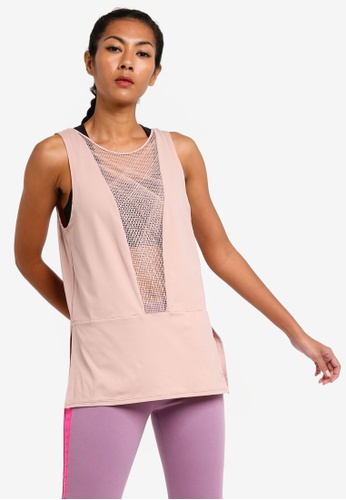 cab1a1d420764d Buy Under Armour Misty Signature Embroidery Tank Online on ZALORA Singapore