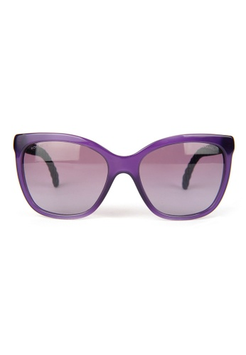 Chanel purple Chanel Women's Sunglasses A0A44GL2551F9DGS_1