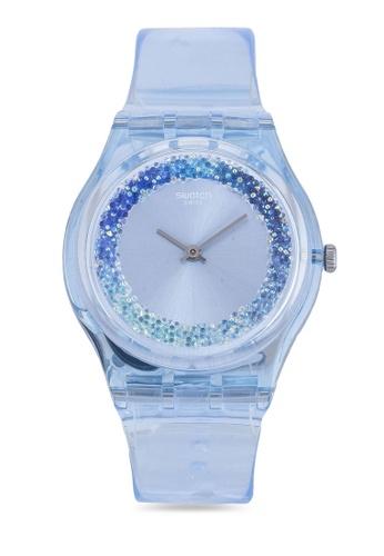 Swatch blue Azzura Watch 65381ACEB0D23EGS_1