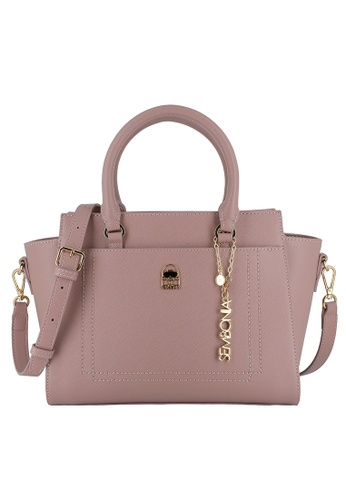 SEMBONIA pink Berrylicious Satchel Tote Bag 8F580ACD522560GS_1