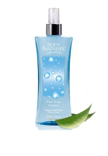 Body Fantasies# Signature n/a Pure Soap Body Spray 236ml DB5C0BE37449F2GS_1