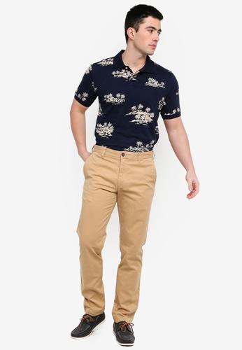 e54c4f5d5 Buy Brooks Brothers Red Fleece Chino Pants Online on ZALORA Singapore