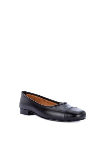 BANDOLINO black Audrey Ballet Flats D9F74SHDE20341GS_1