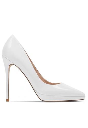 Twenty Eight Shoes 12CM Faux Patent Leather High Heel Shoes DJX24-q F1DC1SH3BE3D61GS_1