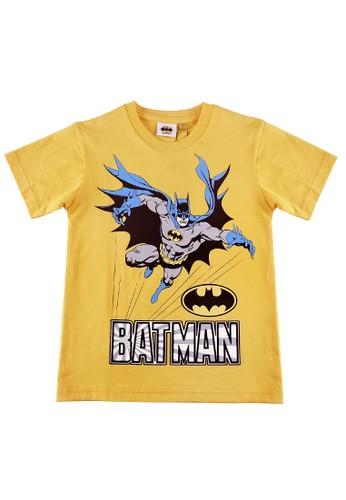 KIDS ICON yellow KIDS ICON - Kaos Anak Laki-laki Batman 04-14 Tahun With Printing Detail - BM301500200 67F9EKA434CDFCGS_1