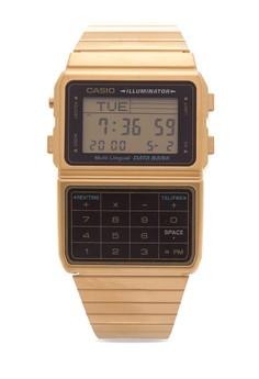 Digtal Watch DBC-611G-1DF-GOLD-V&V