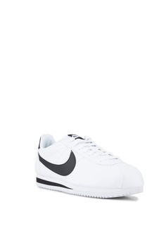 45f38185baba7 Nike white Nike Classic Cortez Leather Shoes 136D3SH02C79DFGS 1 Nike Nike  Classic Cortez Leather Shoes S  129.00. Available in several sizes