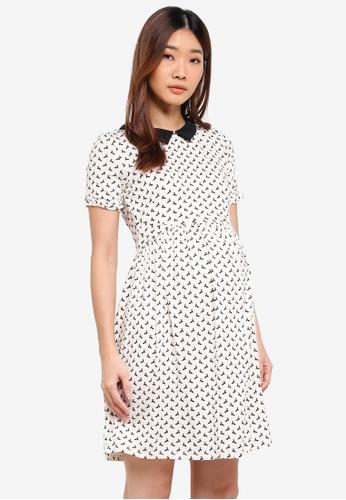 Envie De Fraise multi Maternity Carolane Dress C0245AA6E73CC2GS_1