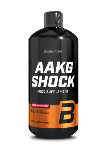 BioTechUSA AAKG Shock 1000ml - Cherry CD32BES024A76EGS_1