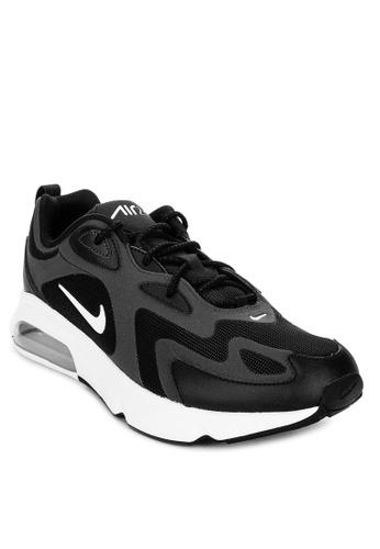 Nike black Air Max 200 78333SHBDE6EB1GS_1