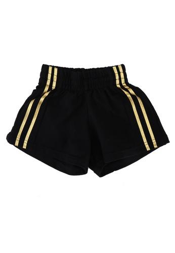 FOX Kids & Baby black Kids Girl Shorts 90AC3KA8042F4EGS_1