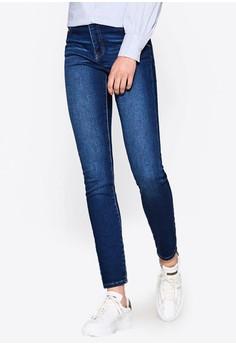 Denim Length Service Jeans