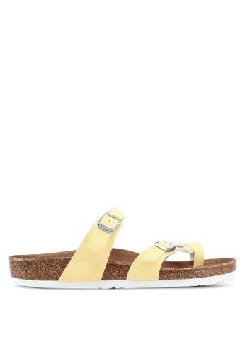 c3ebf4fc5c6ab Shop Birkenstock Mayari Sunkissed Sandals Online on ZALORA Philippines